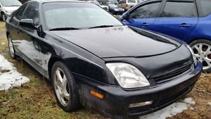 1998 Honda Prelude Coupe SAFETIED AND ETESTED