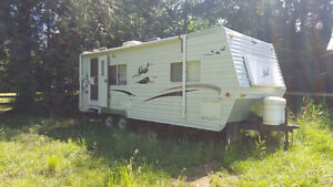 2007 Nash by Northwood 25P Travel Trailer excellent condition