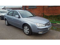 Ford Mondeo 2.0 Auto Automatic PX Car Mtorcycle Jet Ski Anything