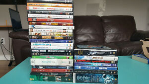 DVD/TV Series Collection - $75 obo