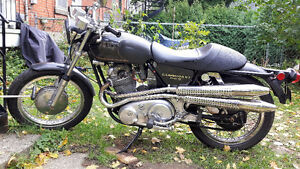 Norton commando S 1970