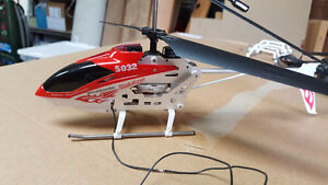 RC Helicopter SO32 - Parts or Repair