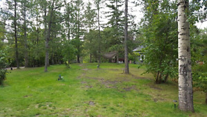 Rv spot on a private acreage 5 min west of Stony Plain only 1