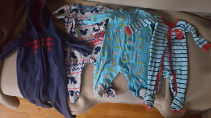 Baby boy 6-9 month clothing lot