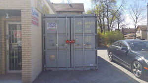 PORTABLE STORAGE CONTAINER ON SALE FOR $2000.00 PICK UP ONLY!