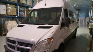 2007 Dodge Sprinter 2500 Cargo Van
