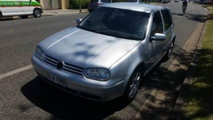 2003 Volkswagen Golf Hatchback Wynnum Brisbane South East Preview