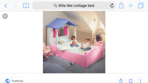 Little tikes twin size bed