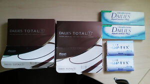 Contact Lenses - Monthly & Daily, -2.75, -3.00