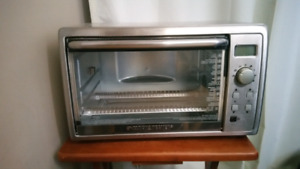 Black & Decker Kitchen Tools Digital Toster Oven $100