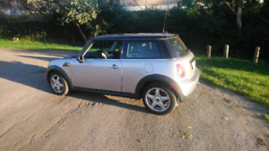 2007 mini excellent shape