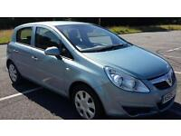 VAUXHALL CORSA 1.2 5 DOOR CLUB 85,000 MILES MOT JUNE 2015