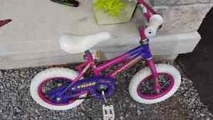 "Girl's Small Bicycle - 12"" Tires"