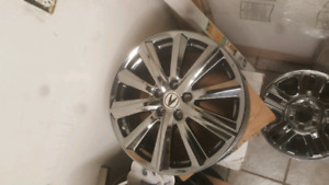 19 INCH FACTORY ACURA RDX MDX OEM RIMS