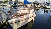 24' Riviera Star Sailboat - Well Maintained