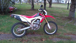 2014 crf250l dual purpose