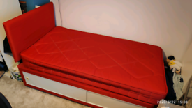 Kids shorty single bed