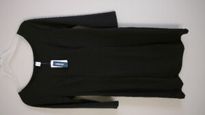 Women's Old Navy black dress casual business career Small NWT