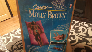 Molly Brown Floatation pool mat
