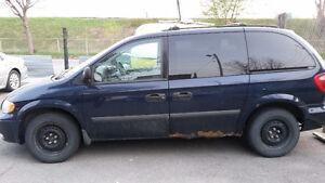 2005 Dodge Caravan Camionnette