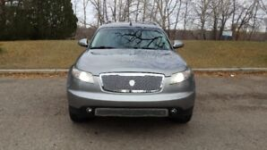 2008 INFINITI FX35 for $13,600! (Price Reduced)