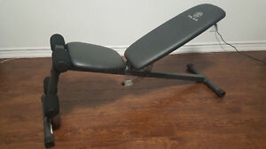 Gold's Gym XR 5.9 Decline Bench FID London Ontario image 3