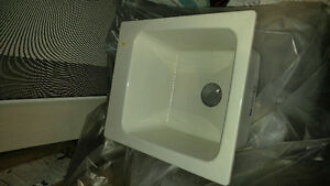 Small utility sink