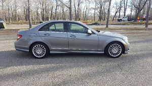 2009 Mercedes-Benz C-Class 4-MATIC Sedan