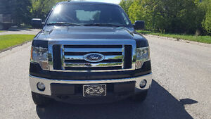 2012 FORD F150 SUPERCAB 4X4 XLT 5.0L 41000kms $25000obo