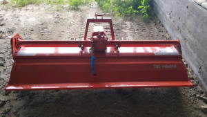 New 7 ft 3pt hitch TMG Industrial rototiller forsale