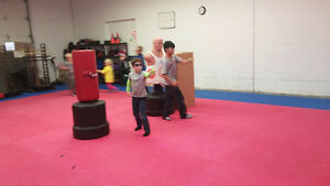 Nerf Wars and Tae Kwon Do Birthday Parties! Kitchener / Waterloo Kitchener Area image 3