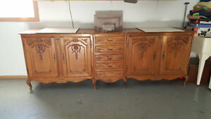 Old cabinet 72inch