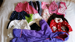 Baby Girls Clothing Lot $5