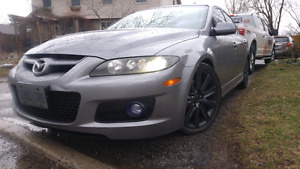Awd Mazdaspeed 6 turbo (sell or trade)