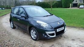 2010 Renault Scenic 1.6 VVT ( 110bhp ) Dynamique SUPERB CONDITION