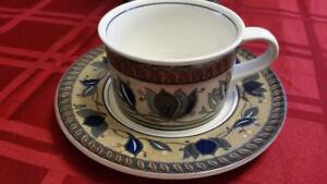 Coffee cups & saucers - Mikasa Arabella