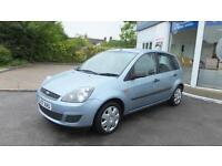 Ford Fiesta 1.4 2007.25MY Style Climate