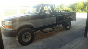 1995 ford f250 powerstroke for sale or trades