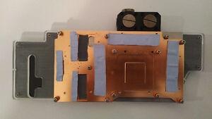 XSPC Razor Water Block for GTX Titan / 780 / 780Ti