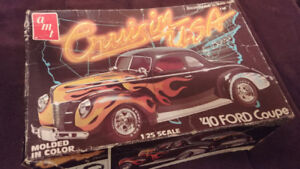Ford Coupe 1940 « Cruisin USA » – Matchbox 1980