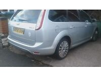 Ford focus econetic estate 2009