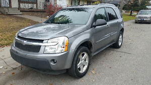 2005 Chevrolet Equinox Limited SUV, Crossover