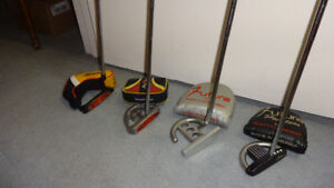 Tileist and TaylorMade Putters Pre Owned Nice