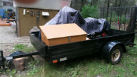 2006 Snowbear Trailer 10ftx6ft
