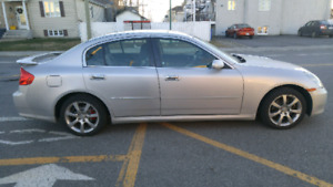 """2006 INFINITY G35 RWD """" AUTOMATIC 157 000 KMS """""""