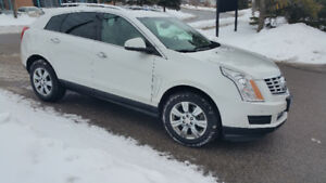 2015 Cadillac SRX Luxury- Lease Takeover $550 per month