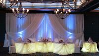 Beautiful Wedding/event decor rental