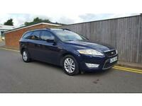 Ford Mondeo TDCI ESTATE 2009 98K LHD LEFT HAND DRIVE SPANISH REG