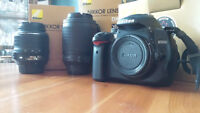 Nikon D5000_18-55mm VR_55-200mm VR