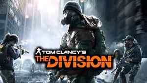 Tom Clancy's The Division (Digital Download) Kingston Kingston Area image 1
